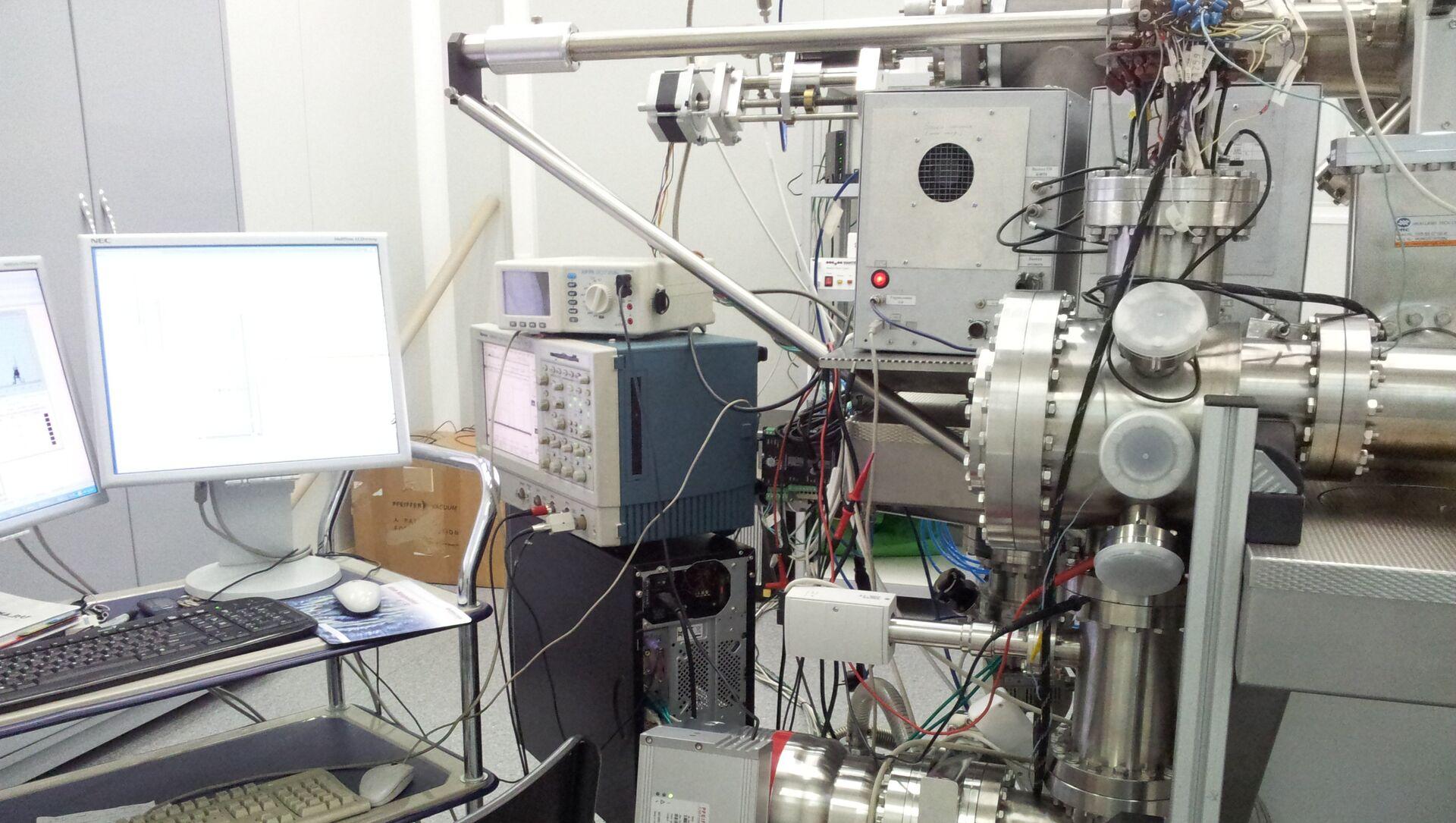 Laboratorio de la Universidad Nacional de Investigaciones Nucleares MIFI - Sputnik Mundo, 1920, 11.06.2015
