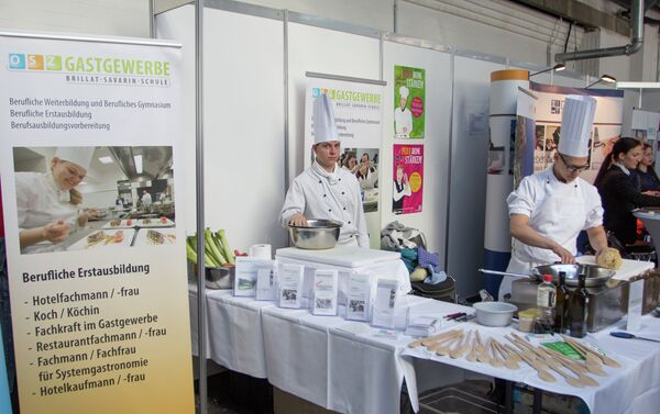 Feria Internacional Educativa Vocatium Berlin 2015 - Sputnik Mundo