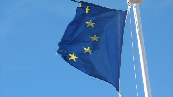 Babdera de UE - Sputnik Mundo