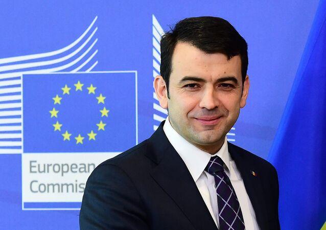 Chiril Gaburichi, primer ministro de Moldavia