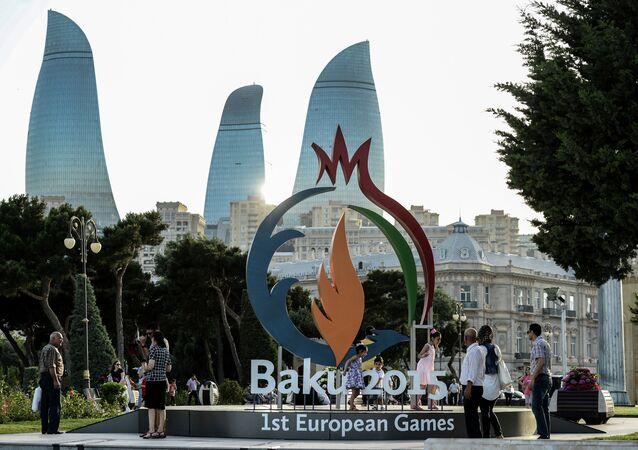 Juegos Europeos de 2015 en Bakú