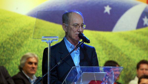 Rui Falcao, presidente de PT - Sputnik Mundo
