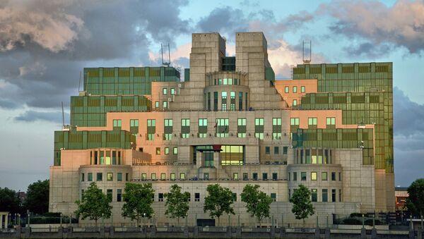 La sede del MI6 (imagen referencial) - Sputnik Mundo