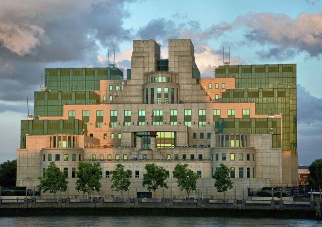 La sede del MI6