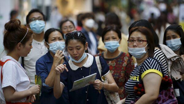 Ya son 145 los pacientes con MERS en Corea del Sur - Sputnik Mundo