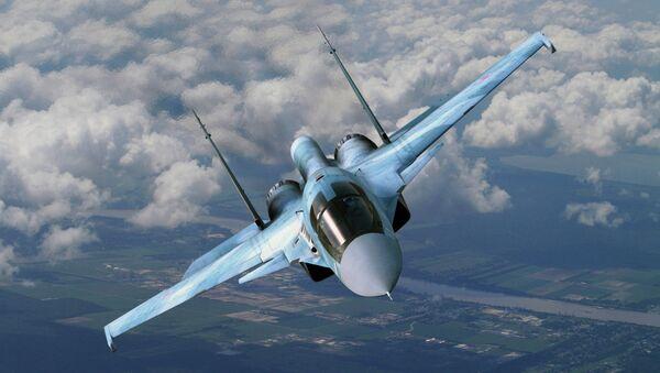 Su-34 - Sputnik Mundo