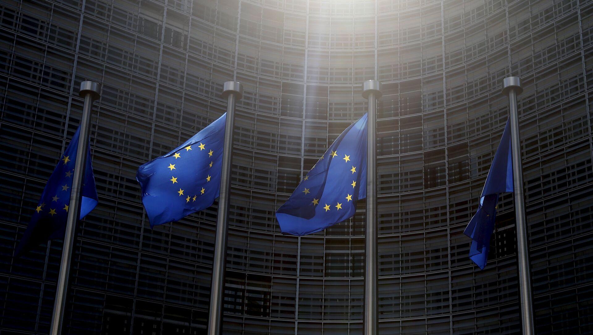 Sede de la Comisión Europea en Bruselas - Sputnik Mundo, 1920, 27.02.2020