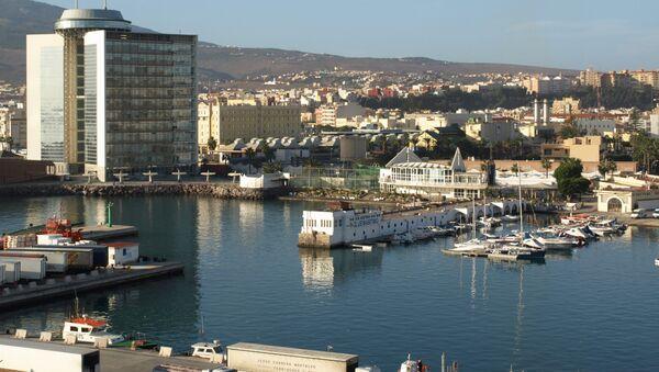 Puerto de Melilla - Sputnik Mundo