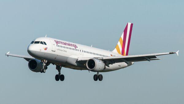 Airbus A320, avión de Germanwings - Sputnik Mundo