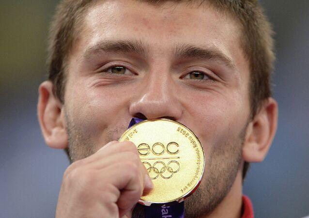 Davit Chakvetadze, deportista ruso