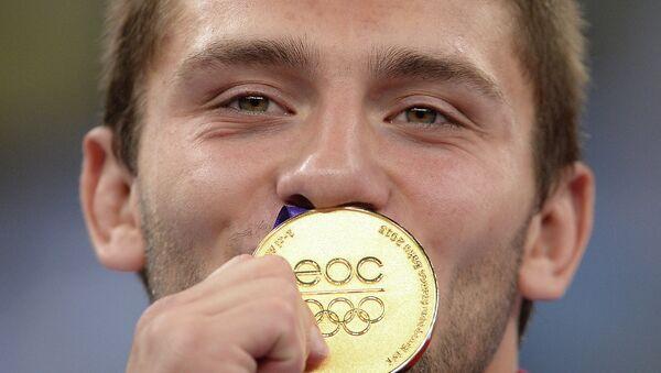 Davit Chakvetadze, deportista ruso - Sputnik Mundo