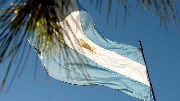 Bandera nacional de Argentina - Sputnik Mundo
