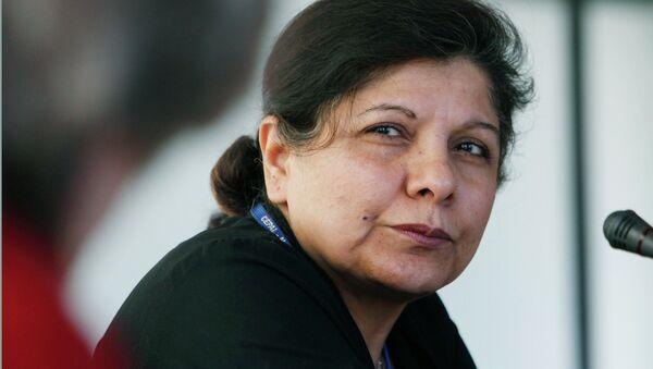 Shamshad Akhtar, secretaria ejecutiva de la UNESCAP - Sputnik Mundo
