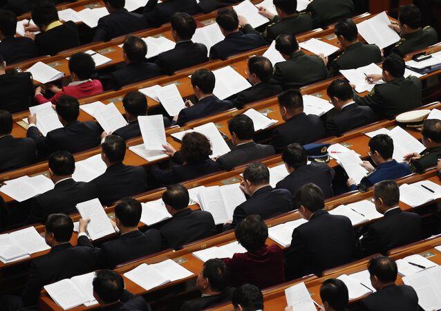 Asamblea Popular Nacional de China (archivo)