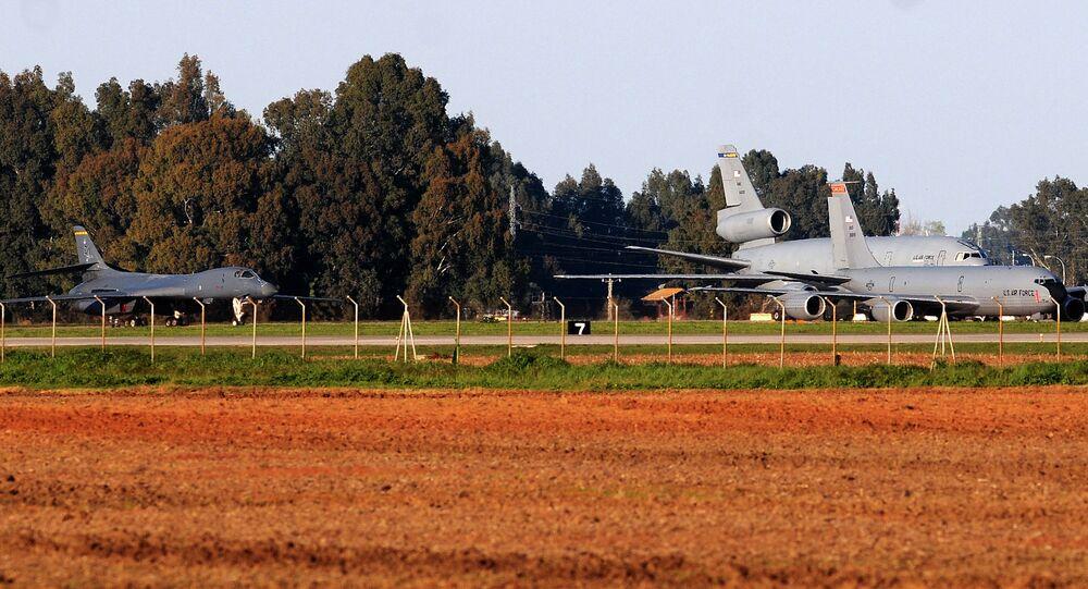 Base militar de EEUU en Morón