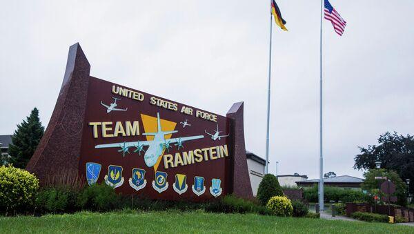 Base de Ramstein - Sputnik Mundo