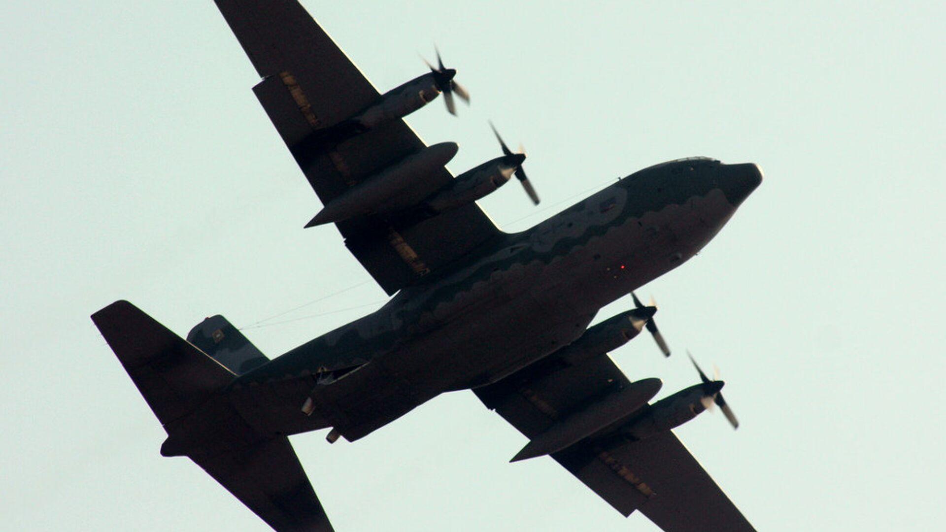 C-130  - Sputnik Mundo, 1920, 16.08.2021