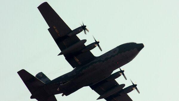Avión militar Hércules C-130 de la FAB - Sputnik Mundo
