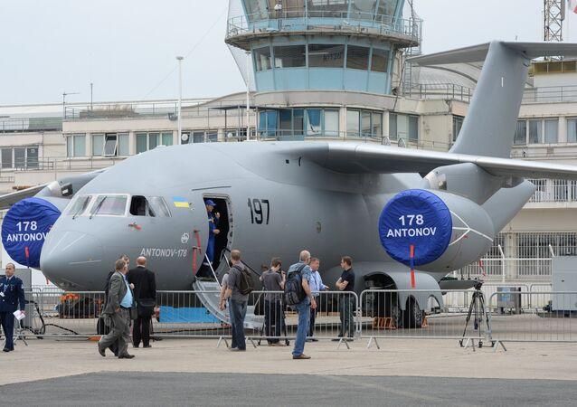 Avión An-178 de Ucrania