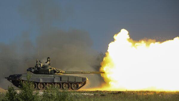 El armamento ruso en el foro militar Army 2015 - Sputnik Mundo