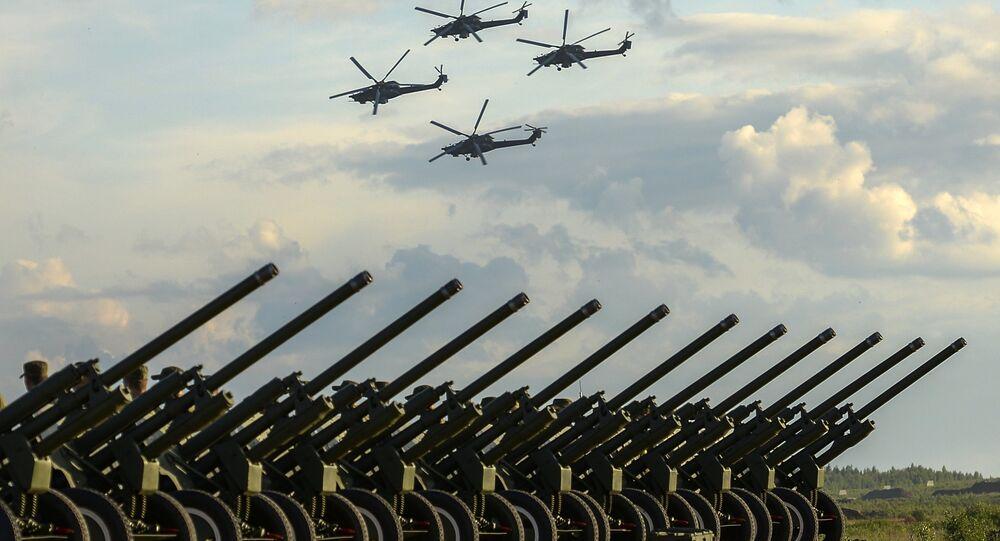 Rusia mantiene dominio del mercado de las armas pese a las sanciones