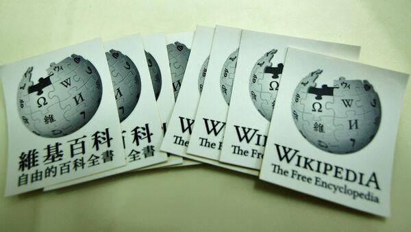 Wikipedia etiquetas - Sputnik Mundo