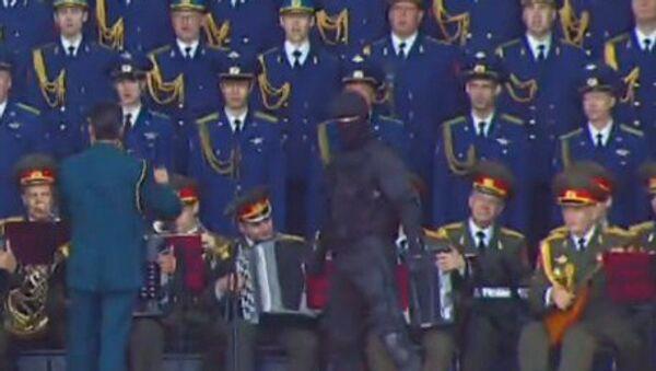 El baile de las fuerzas especiales - Sputnik Mundo