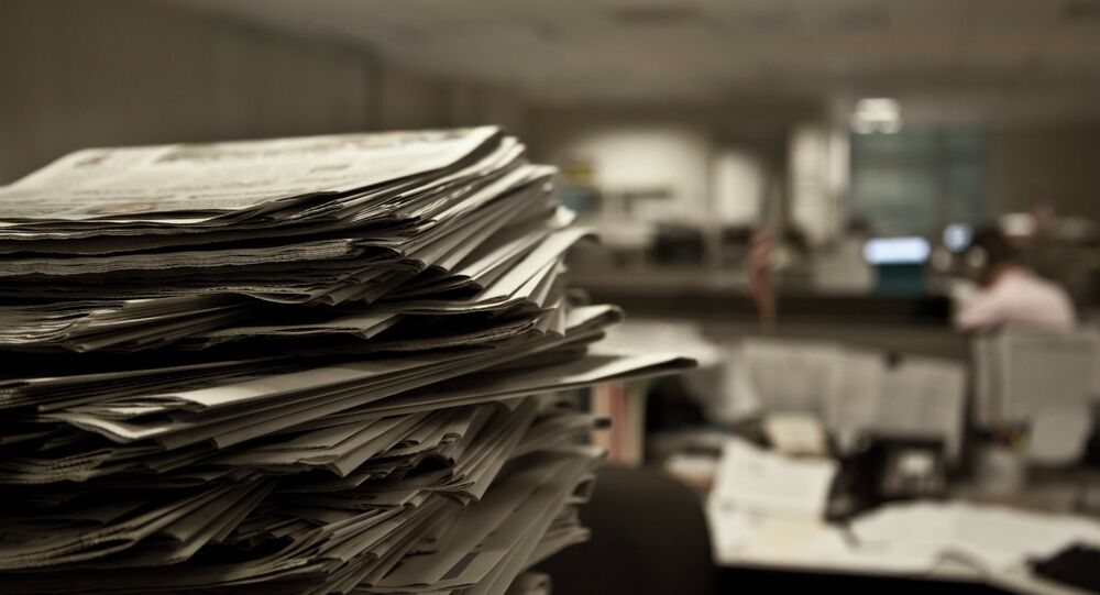 Medios ya no representan al cuarto poder, dice Ignacio Ramonet