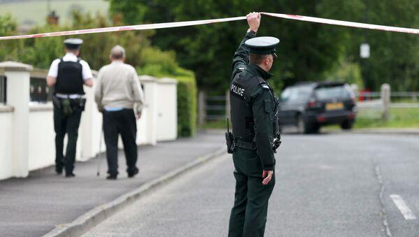 Segundo asesinato en Dublín - Sputnik Mundo