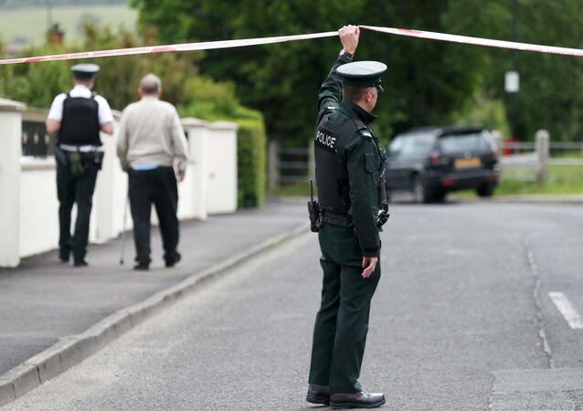Policía de Irlandia (archivo)