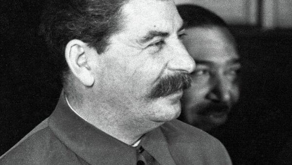 Iósif Stalin, Secretario General del Comité Central del Partido Comunista de la Unión Soviética - Sputnik Mundo