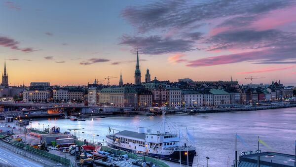 Estocolmo - Sputnik Mundo