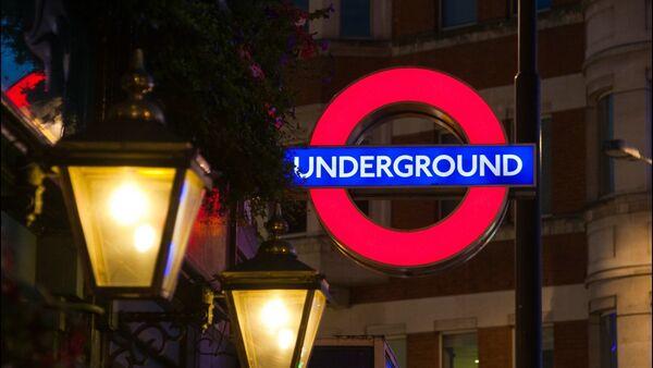 Metro de Londres - Sputnik Mundo