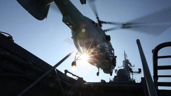 Helicóptero polivalente Ka-27 - Sputnik Mundo