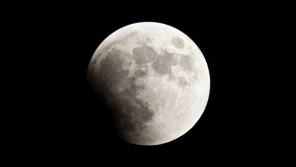 Eclipse de luna - Sputnik Mundo