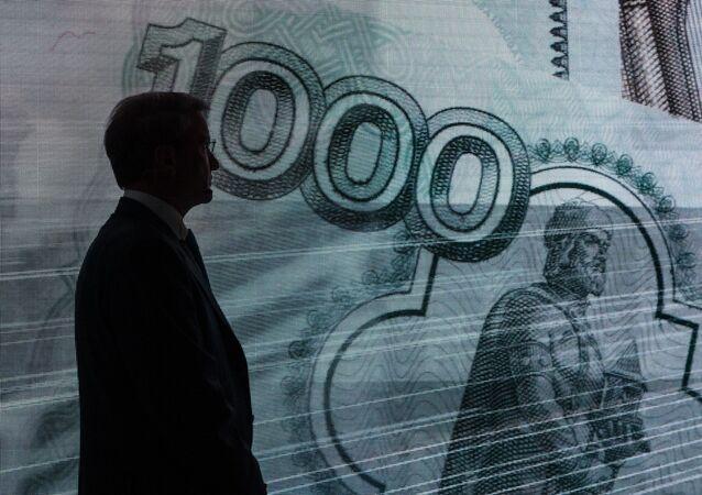 Guerman Gref, jefe de Sberbank, el mayor banco estatal ruso