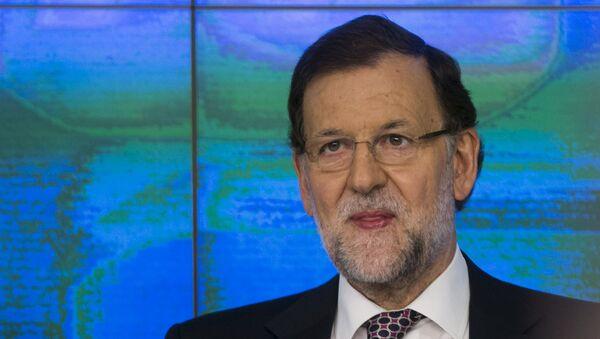 Mariano Rajoy - Sputnik Mundo