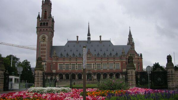 Palacio de la Paz en La Haya - Sputnik Mundo