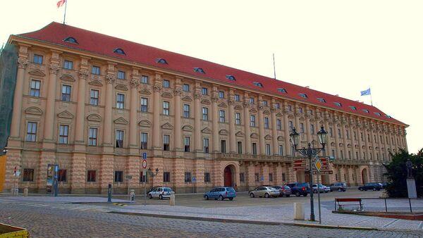 Ministerio de Exteriores de República Checa - Sputnik Mundo