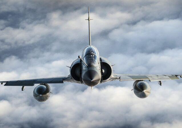 avion polivalente Mirage 2000N