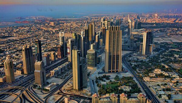 Dubai, Emiratos Árabes Unidos - Sputnik Mundo