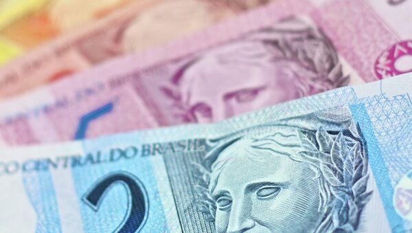 Dinero de Brasil - Sputnik Mundo