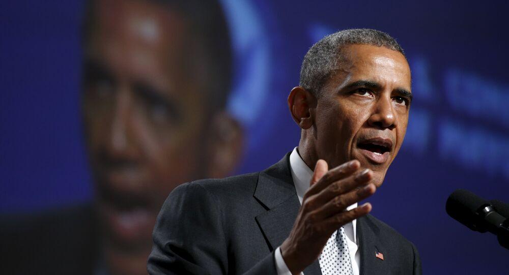 Barack Obama, presidente de EEUU (Archivo)