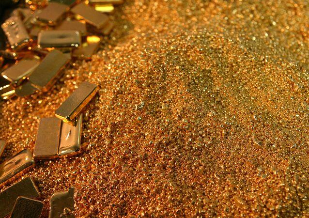 Oro refinado