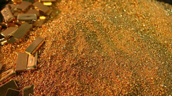 Oro refinado - Sputnik Mundo