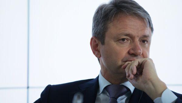 Alexandr Tkachov, ministro de Agricultura de Rusia - Sputnik Mundo