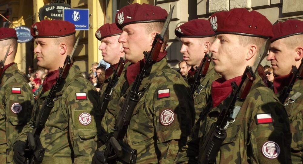 Fuerzas armadas de Polonia