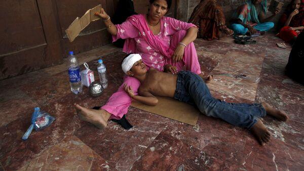 Más de 470 muertos por oleada de calor en el sur de Pakistán - Sputnik Mundo