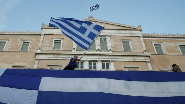 Los acuerdos con los acreedores generan fisuras en gobierno griego - Sputnik Mundo