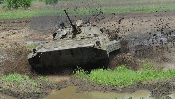 Vehículo BMP-2 - Sputnik Mundo